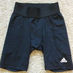 Adidas Boy's Compression Shorts